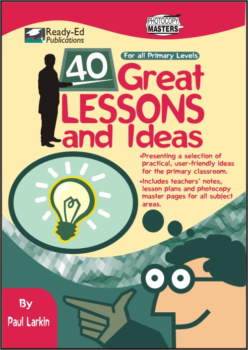 40 Great Lessons and Ideas