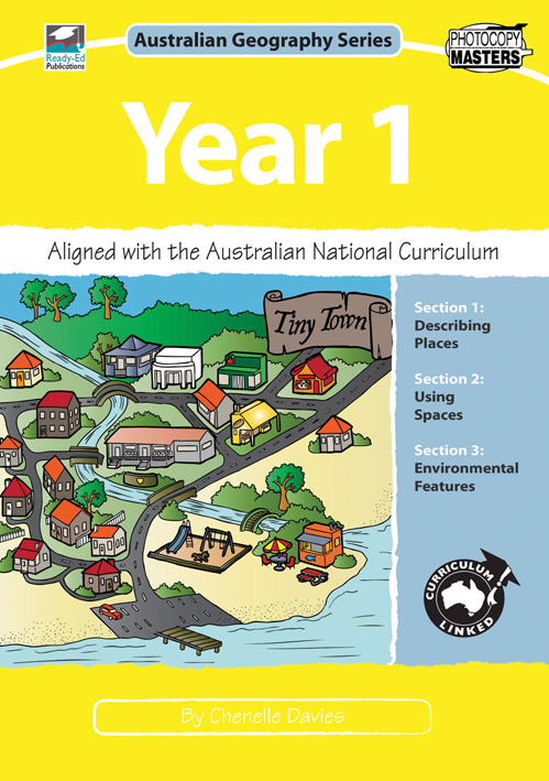 Australian Geography Series: Year 1