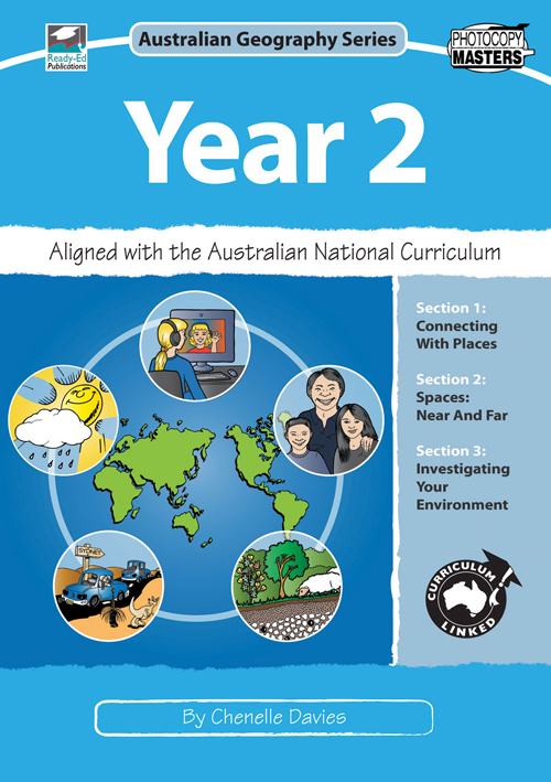 Australian Geography Series: Year 2