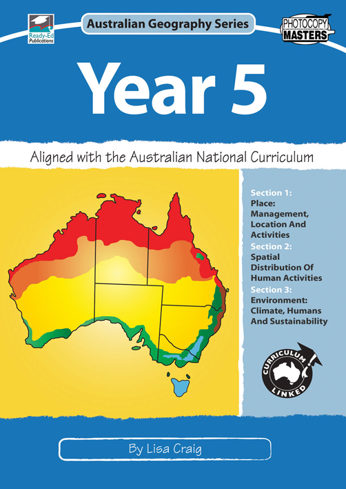 Australian Geography Series: Year 5