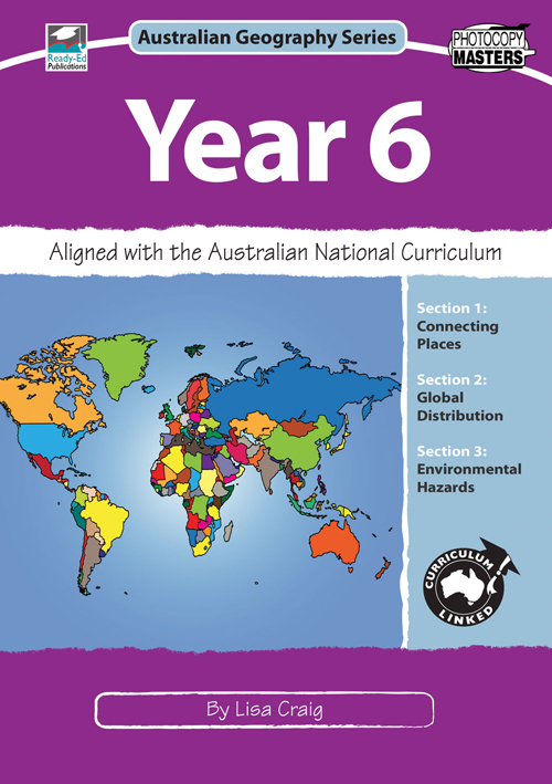 Australian Geography Series: Year 6