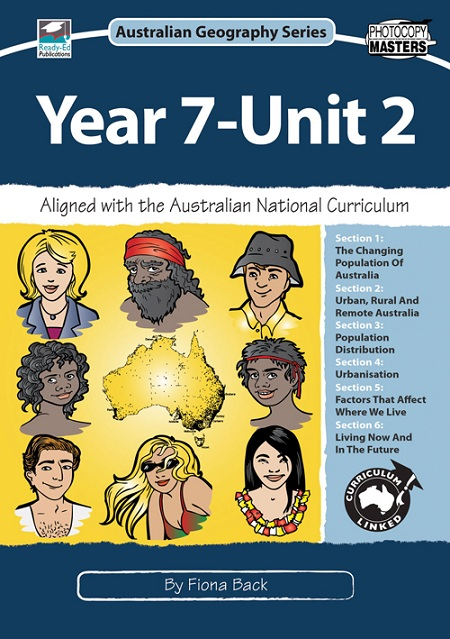 Australian Geography Series: Year 7 Unit 2