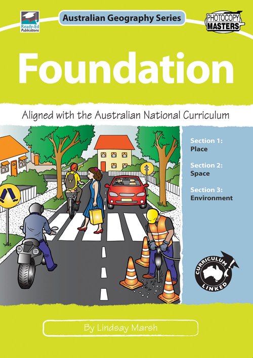 Australian Geography Series: Foundation