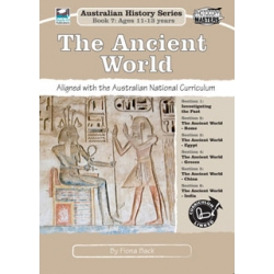 Aust History Series Bk 7: The Ancient World