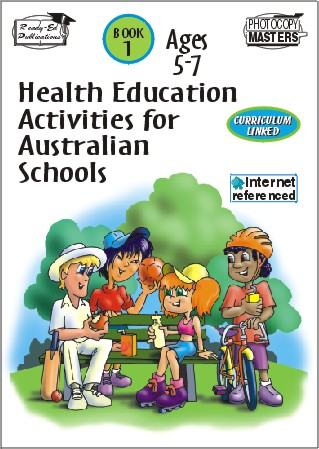 Health Education Activities Book 3