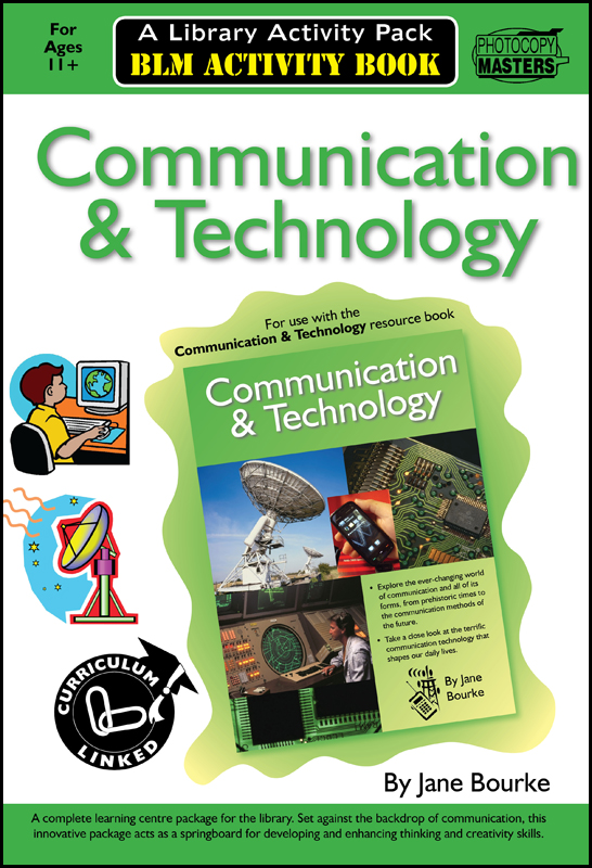 Communication and Technology BLM