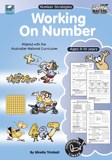 Number Strategies: Number 8-10