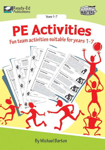 PE Activities [9781863977746] - $12.68 : Teachers Warehouse ...