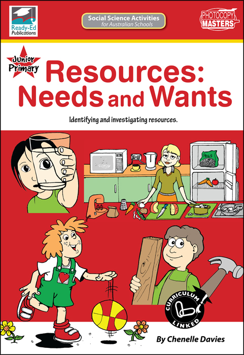 Resources: Needs and Wants