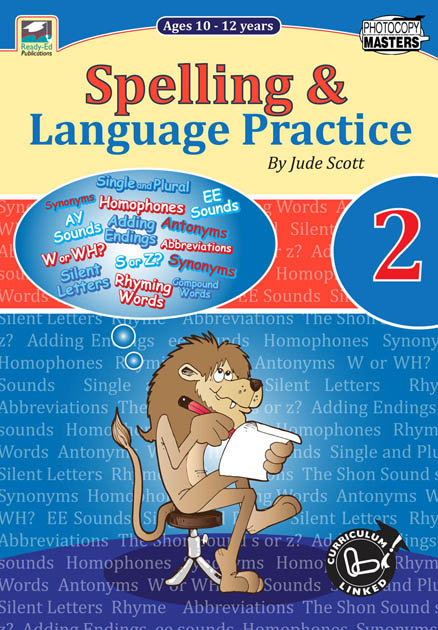 Spelling Language and Practice Book 2